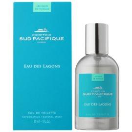 Comptoir Sud Pacifique Eau Des Lagons Eau de Toilette für Damen 30 ml