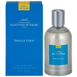 Comptoir Sud Pacifique Vanille Coco eau de toilette per donna 100 ml