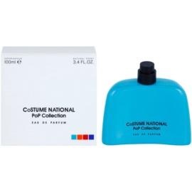 Costume National Pop Collection Eau de Parfum para mulheres 100 ml