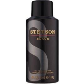 Coty Stetson Black spray do ciała dla mężczyzn 118 ml