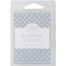 Country Candle Cotton Fields Wachs für Aromalampen 60 g
