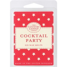 Country Candle Cocktail Party Wachs für Aromalampen 60 g