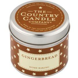 Country Candle Gingerbread illatos gyertya    alumínium dobozban
