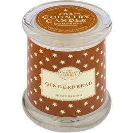 Country Candle Gingerbread ароматна свещ    в стъкло с капачка