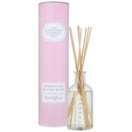 Country Candle Moroccan Blush Rose aróma difuzér s náplňou 100 ml