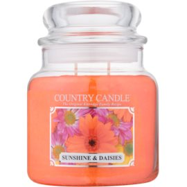 Country Candle Sunshine & Daisies Duftkerze  453 g