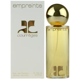 Courreges Empreinte woda perfumowana dla kobiet 100 ml