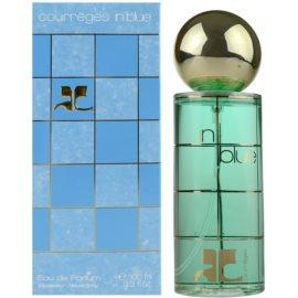 Courreges In Blue woda perfumowana dla kobiet 100 ml