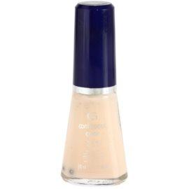 CoverGirl Continuous Color lak na nehty se třpytkami odstín 020 Blush in Ivory 10 ml