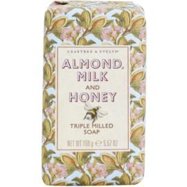 Crabtree & Evelyn Almond Milk & Honey jabón hidratante   158 g