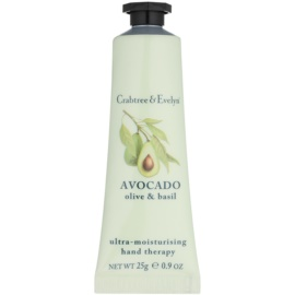 Crabtree & Evelyn Avocado Moisturising Cream For Hands  25 g