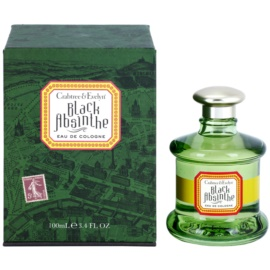 Crabtree & Evelyn Black Absinthe Eau de Cologne für Herren 100 ml
