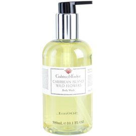 Crabtree & Evelyn Caribbean Island Wild Flowers sprchový gél  300 ml