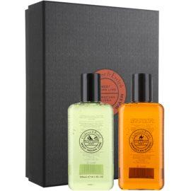 Crabtree & Evelyn Hair & Body Wash kozmetika szett I.