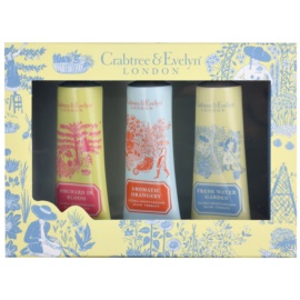 Crabtree & Evelyn Hand Therapy lote cosmético III.
