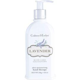 Crabtree & Evelyn Lavender výživný krém na ruky  250 g