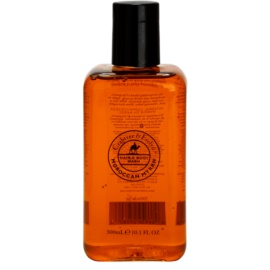 Crabtree & Evelyn Moroccan Myrrh tusfürdő gél és sampon 2 in 1  300 ml