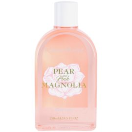 Crabtree & Evelyn Pear & Pink Magnolia sprchový a koupelový gel  250 ml