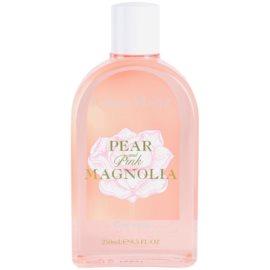 Crabtree & Evelyn Pear & Pink Magnolia gel de dus si baie  250 ml