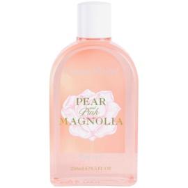 Crabtree & Evelyn Pear & Pink Magnolia sprchový a kúpeľový gél  250 ml