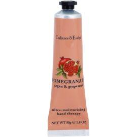 Crabtree & Evelyn Pomegranate crema hidratanta si hranitoare de maini  50 g