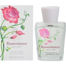 Crabtree & Evelyn Rosewater eau de toilette para mujer 100 ml