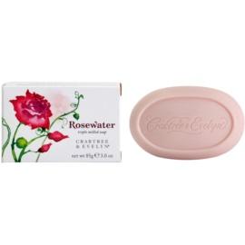 Crabtree & Evelyn Rosewater parfümös szappan  85 g