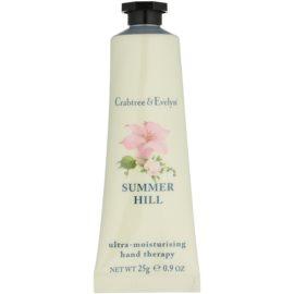 Crabtree & Evelyn Summer Hill® crema hidratante intensiva para manos  25 g
