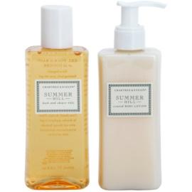Crabtree & Evelyn Summer Hill® kozmetika szett I.
