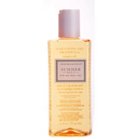 Crabtree & Evelyn Summer Hill® sprchový a koupelový gel  200 ml