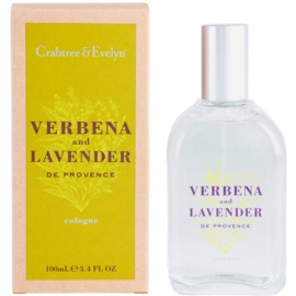 Crabtree & Evelyn Verbena & Lavender Eau de Cologne für Damen 100 ml