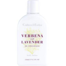 Crabtree & Evelyn Verbena & Lavender testápoló tej  250 ml