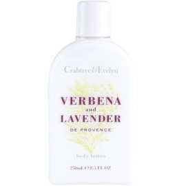 Crabtree & Evelyn Verbena & Lavender мляко за тяло   250 мл.