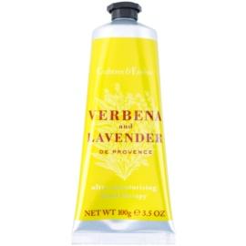 Crabtree & Evelyn Verbena & Lavender Feuchtigkeitscreme für die Hände  100 g