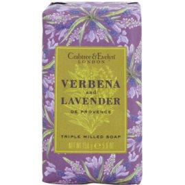 Crabtree & Evelyn Verbena & Lavender hydratační a osvěžující mýdlo  158 g