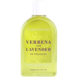 Crabtree & Evelyn Verbena & Lavender gel de ducha   250 ml