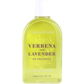 Crabtree & Evelyn Verbena & Lavender gel de duche e banho  250 ml