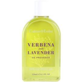 Crabtree & Evelyn Verbena & Lavender sprchový a koupelový gel  250 ml