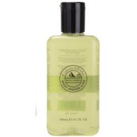 Crabtree & Evelyn West Indian Lime sprchový gél  300 ml