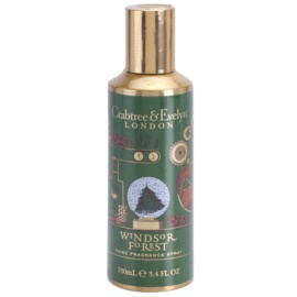Crabtree & Evelyn Windsor Forest spray lakásba 100 ml