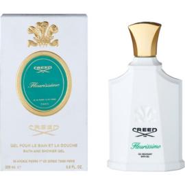 Creed Fleurissimo sprchový gel pro ženy 200 ml