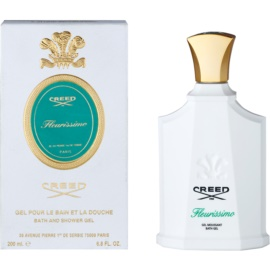 Creed Fleurissimo Duschgel für Damen 200 ml