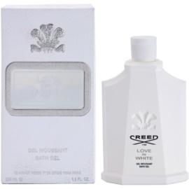Creed Love in White tusfürdő nőknek 200 ml