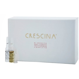 Crescina CD 44 500 Ampullen gegen mittelstarken und fortschreitenden Haarausfall für Damen  20 x 3,5 ml