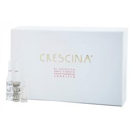 Crescina HFSC 500 Ampullen gegen mittelstarken und fortschreitenden Haarausfall für Damen  20 x 3,5 ml