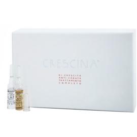 Crescina HFSC AGENONE 500 ampułka z początkującym i zaawansowanym przerzedzeniem włosów  dla kobiet  20 x 3,5 ml