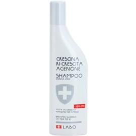 Crescina Re-Growth Agenone 200 champô contra a queda de cabelo inicial para mulheres  150 ml