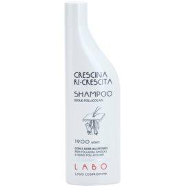 Crescina Re-Growth Follicular Islands 1900 Șampon împotriva părului subțiat moderat pentru barbati  150 ml