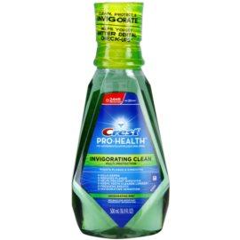 Crest Pro-Health Invigorating Clean płyn do płukania jamy ustnej przeciw płytce nazębnej i zapaleniu dziąseł smak Invigorating Mint (24 hr Protection) 500 ml
