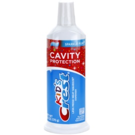 Crest Kid's Cavity Protection Toothpaste for Children With Fluoride Flavour Sparkle Fun  170 g